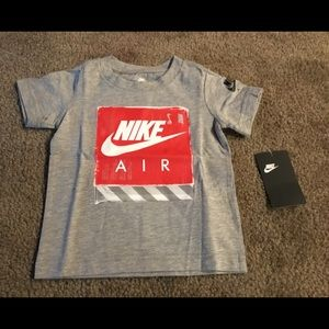 Brand New Boy's Nike T-Shirt